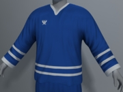 Hockey suit color